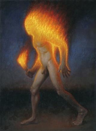 uomo-fuoco