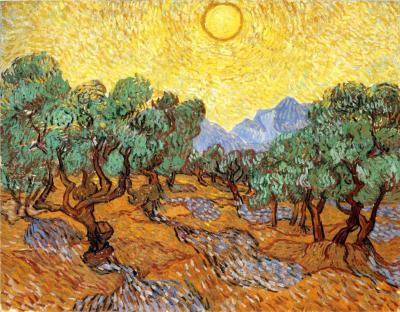 Van Gogh - splendore