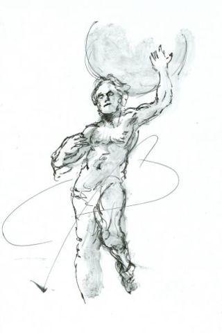 Atlante-disegno