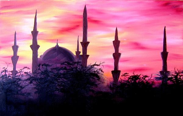 Bagdad-red