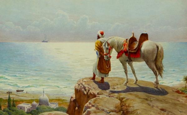 cavaliere-arabo