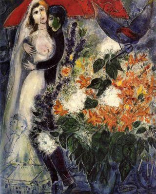Chagall-sposi