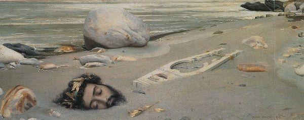 Courtois-Orfeo-morte