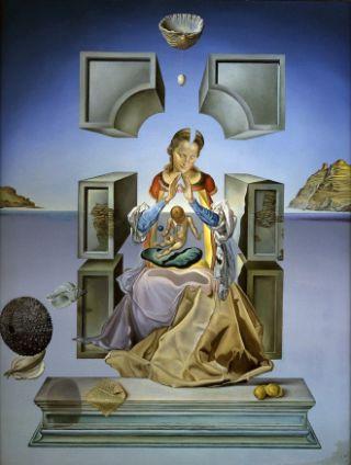 Dalì-Vergine