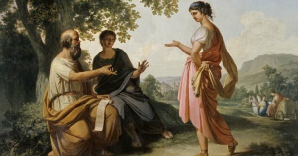 Diotima-Socrate