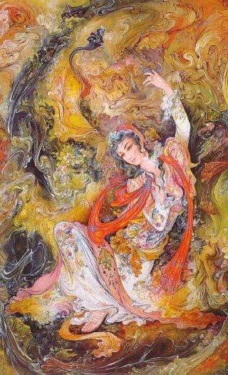 donne-iranian-paint