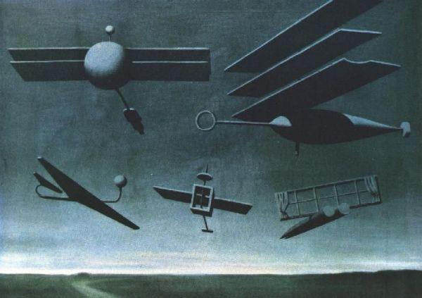Magritte-drappello-nero