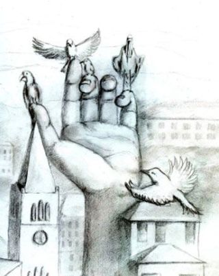 mano-uccelli
