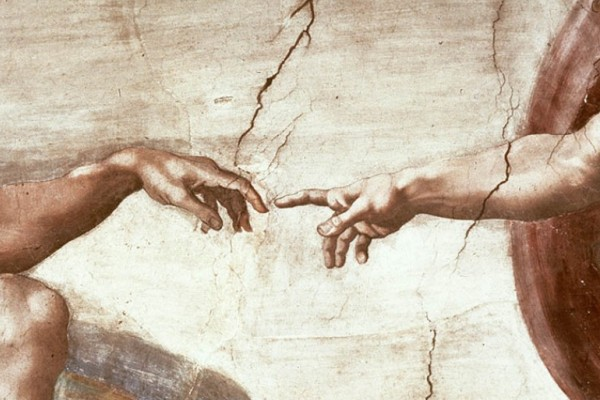 Michelangelo-creazione-Adamo-dito