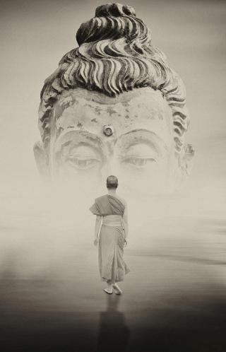 monaco-buddista-Buddha