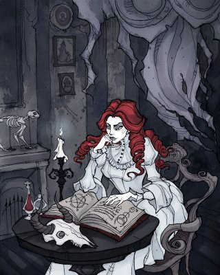 Morella-horror