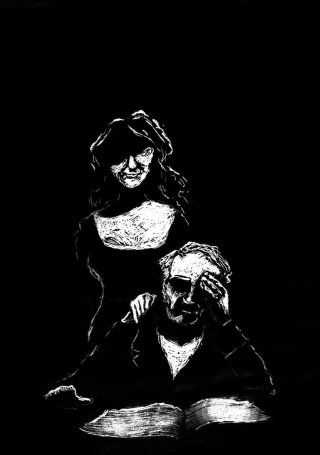 Morella-noir