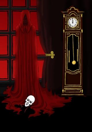 morte-rossa-pendolo