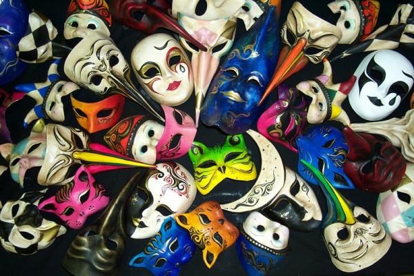 multi-maschere