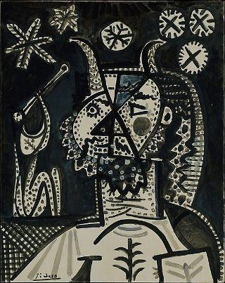 Picasso-fauno-stelle