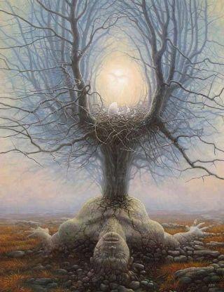 surreal-albero-secco