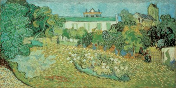 Van Gogh-giardino-Daubigny