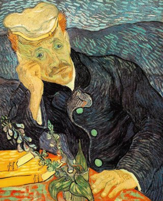 van Gogh-Ritratto-del-dottor-Gachet