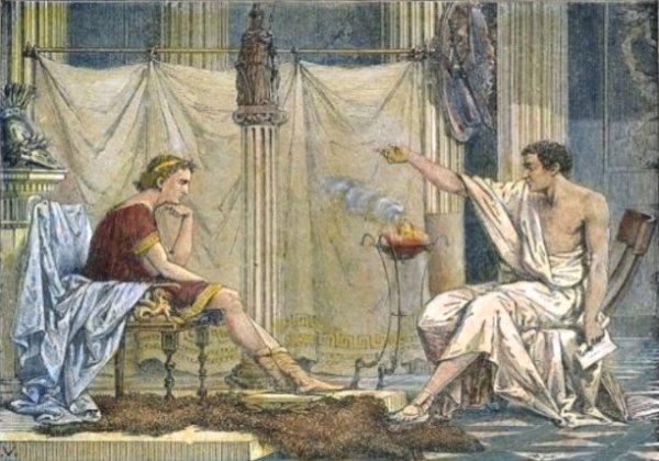 Alessandro-Aristotele