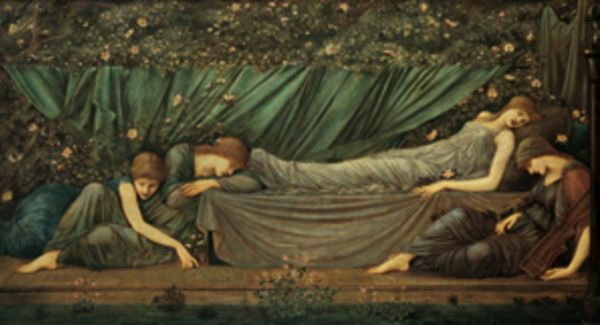 Burne-Jones-principessa-addormentata