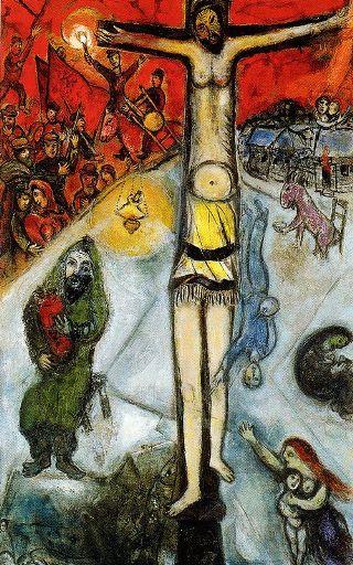 Chagall-cristo-croce