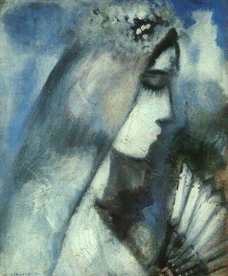 Chagall-sposa-dettaglio