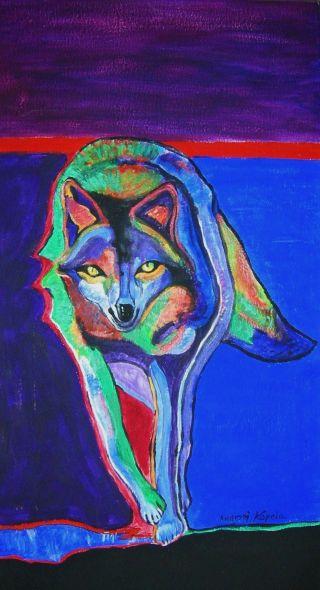coyote-Kapela