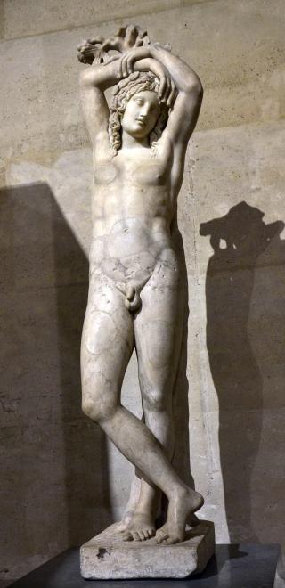 Ermafrodito-Louvre