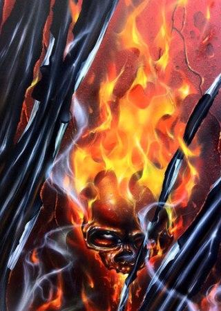 fuoco-volto