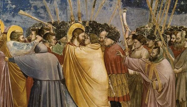 Giotto-tradimento-Giuda