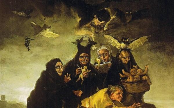 Goya-stregoneria