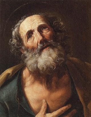 Guido-Reni-San-Pietro-Penitente