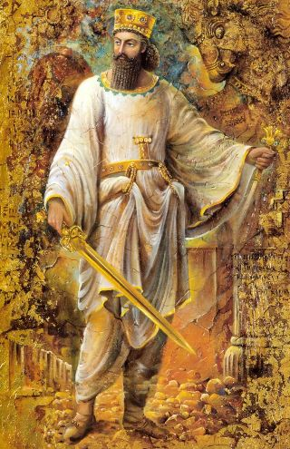 iranian-king