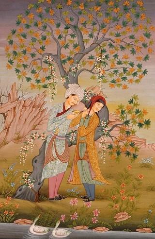 Layla-Majnun
