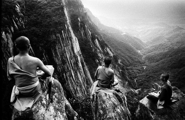 monaci-Tibet-montagne