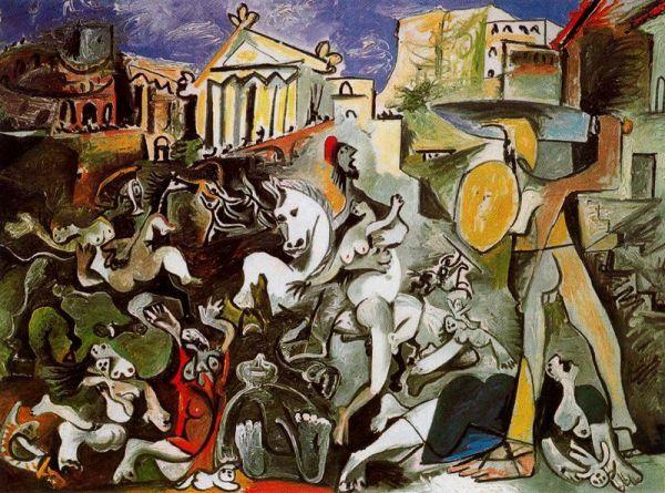 Picasso-ratto-Sabine