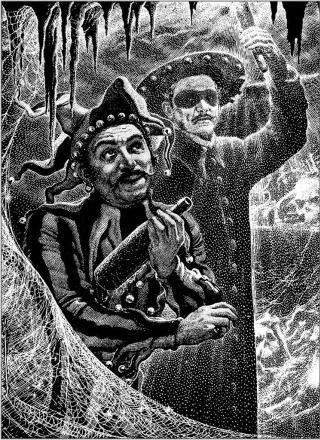 Poe-Amontillado