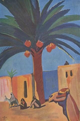 Sarjan-palma
