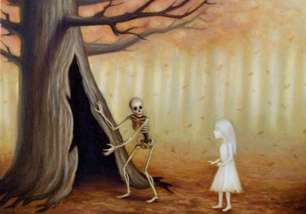 surreal-bimba-morte