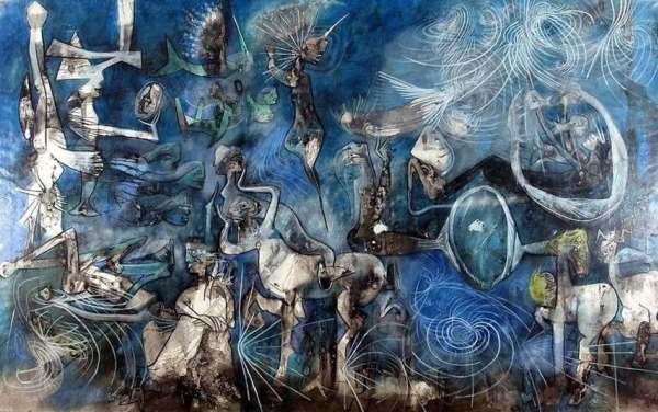 surreal-blu-caos