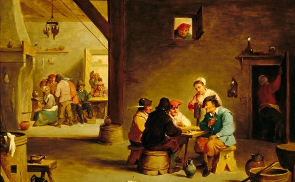 Teniers-osteria