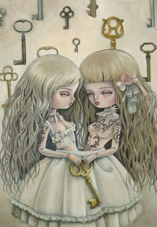 bambola-doppia