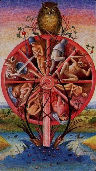 Bosch-tarocco-ruota-fortuna