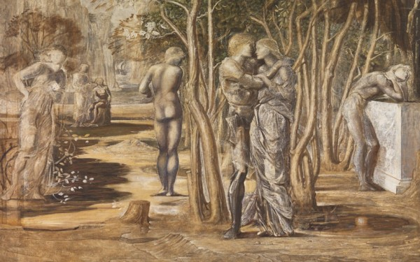 Burne-Jones-fantasmi