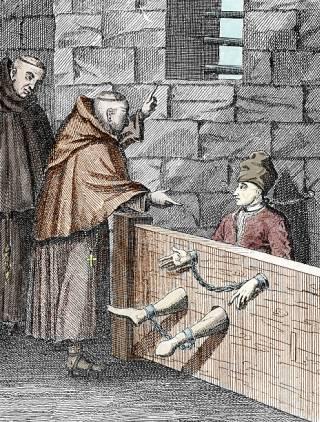 Cartouche-prigioniero