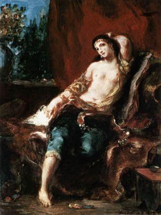 Delacroix-odalisca