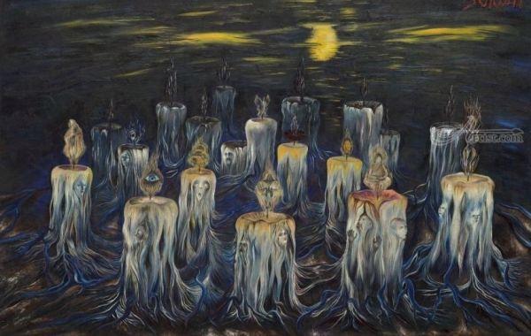 foresta-candele