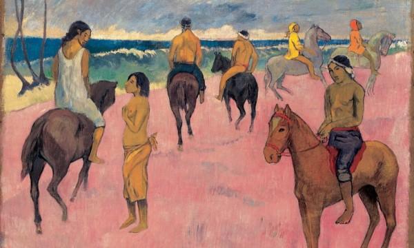 Gauguin-cavalieri-mare