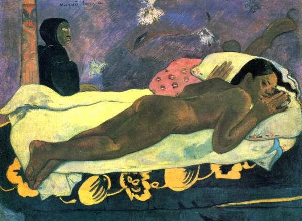 Gauguin-manao-tupapao