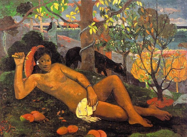 Gauguin-te-arii-vahine